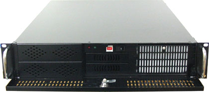 2U Rackmount Case No Power Supply