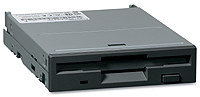 Internal Floppy Drive (Black)