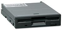 Internal Floppy Drive (Black)