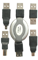 USB to USB Adapter (Socket Set)
