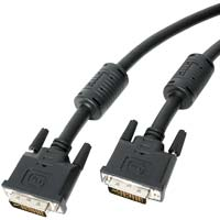 10ft/3.05m DVI Dual-Link Cable M/M.