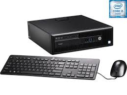 ProDesk I5/12GB/500GB/DVDRW/SFF Desktop PC (Win7 Pro/Win 10 Pro) ( Special Edition) with 3yr.HP Onsite Warranty.