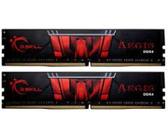 16GB(2x8)DDR4/3000/PC4-24000//CL16/1.35v/XMP 2.0 Ready High Performance DDR4 Memory