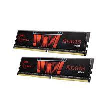32GB (2x16GB) DDR4 DRAM 2400MHz C15 Memory Kit (F4-2400C15D-32GIS)